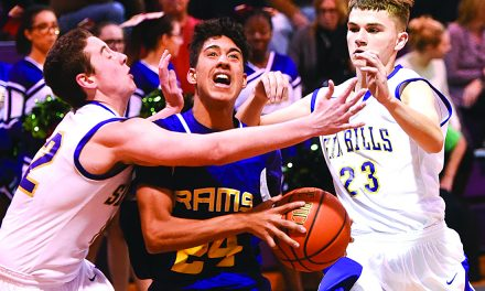 Visiting Rams defeat Johnstown with solid defense, 62-41