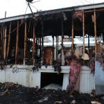 One killed in mobile home fire
