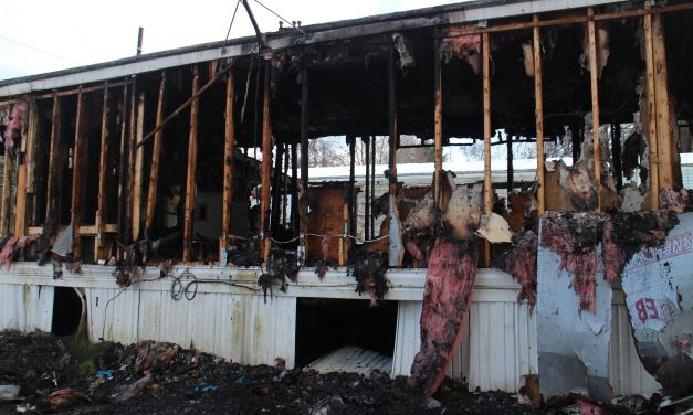 Man identified in mobile home fire