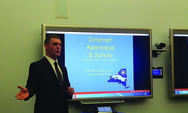 B-P teaches parents about internet safety