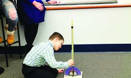 Outside the box: B-P Think Tank students get creative with new morning show and rockets