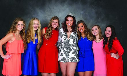 Miss Fulton County will be crowned Saturday