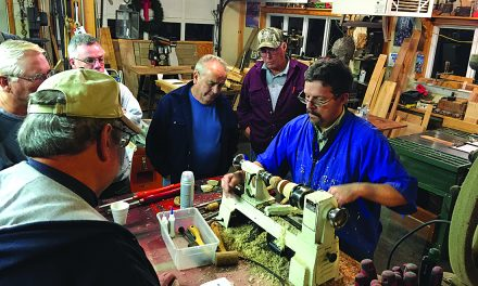 Sacandaga Woodworkers  available to local hobbyists
