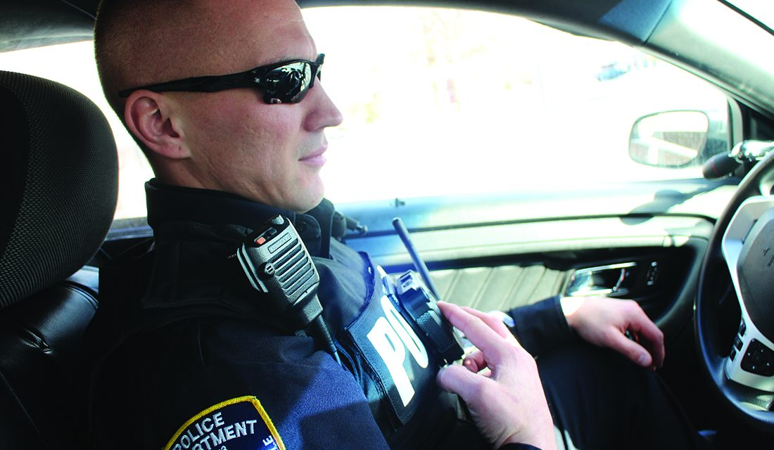 New perspective: Gloversville Police Department launches body camera program