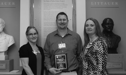 NLH names Goodwill Employee of the Year