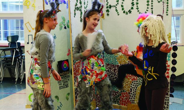 Odyssey of the Mind:  Broadalbin-Perth students prepare for annual competition