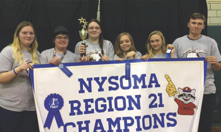 GHS Odyssey of the Mind team advances