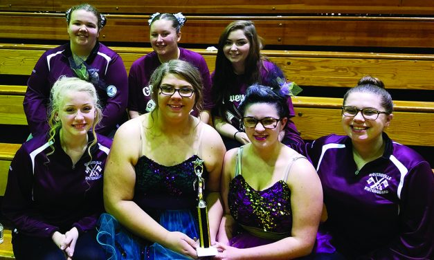 GHS Winter Guard takes second place at Albany Invitational