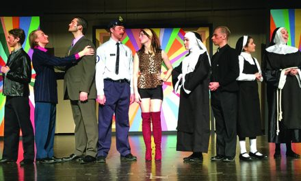 'Sister Act: The Musical' playing at Johnstown High School this weekend