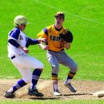 Johnstown tops  Amsterdam 12-3  in Foothills matinee