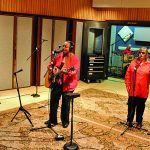 Gloversville's Flame records Christmas album at SCCC