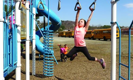Northville Central School opens playground for elementary recess