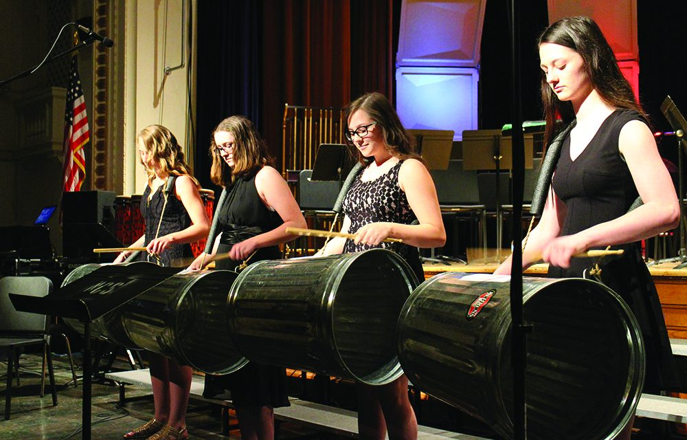 Arts on display: Northville CSD showcases musical students