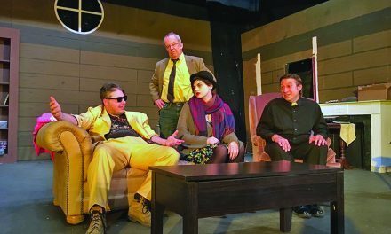 Johnstown Little Theatre to host 'Making God Laugh'