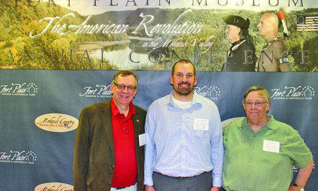 Mohawk Valley history conference draws hundreds of tourists