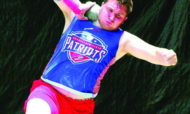 B-P'S Derwin totals 4 medals to lead area at track and field states