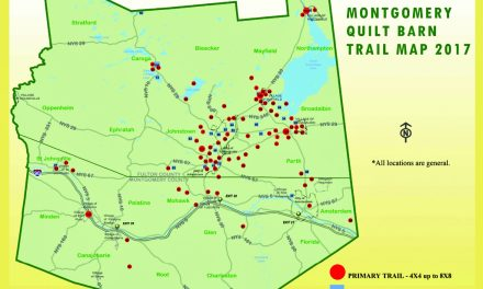 Fulton Montgomery Quilt Barn Trail releases brochure, map