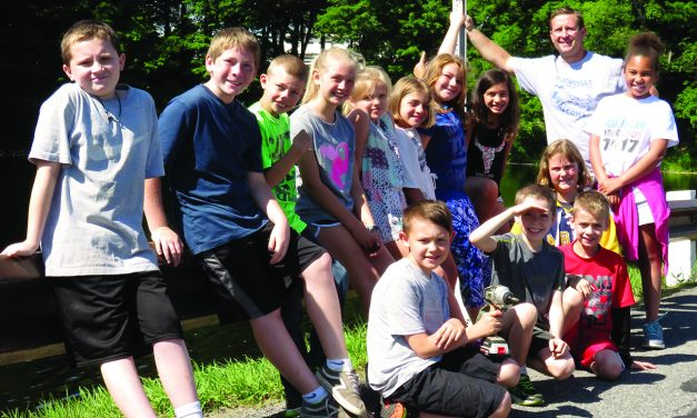 Northville Central School 4th graders making a difference