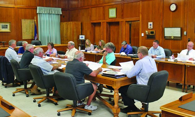 Officials discuss $12.5 million Capital Plan for 2018-20