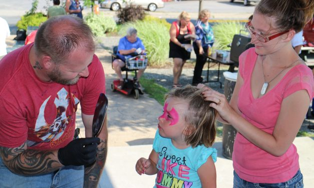 Growing community at National Night Out