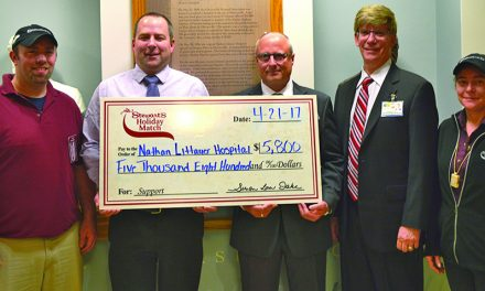 Stewart's Holiday Match supports Littauer's littlest patients