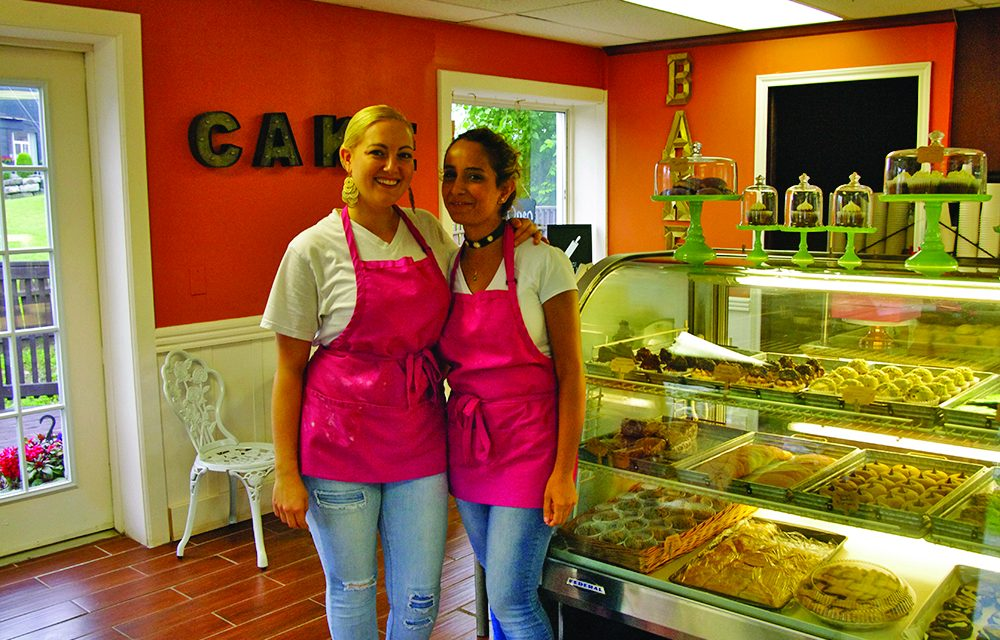 Gloversville woman opens Cravings Bakery and Cafe downtown