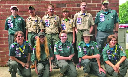 Local Scouts attend National Jamboree