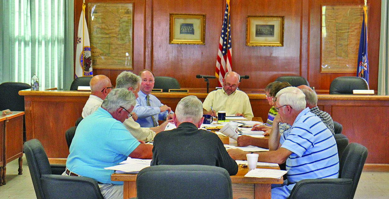 Budget committee works to reduce tax levy impact