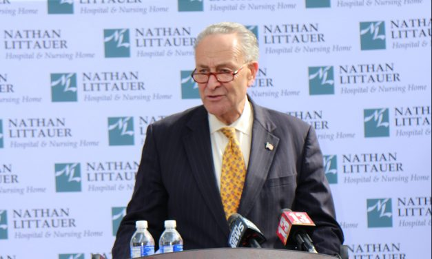 Sen. Schumer vows to fight for funding for rural hospitals